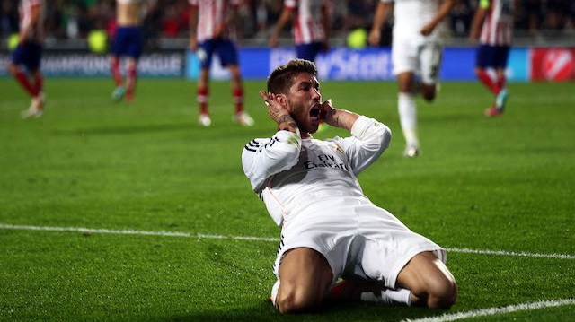 Sergio Ramos Makes Monumental Humblebrag About Sex and the Champions League Final