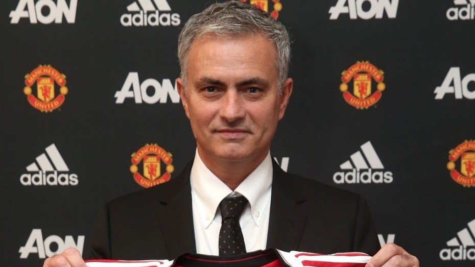 Jose Mourinho Officially Hired as Manchester United Manager