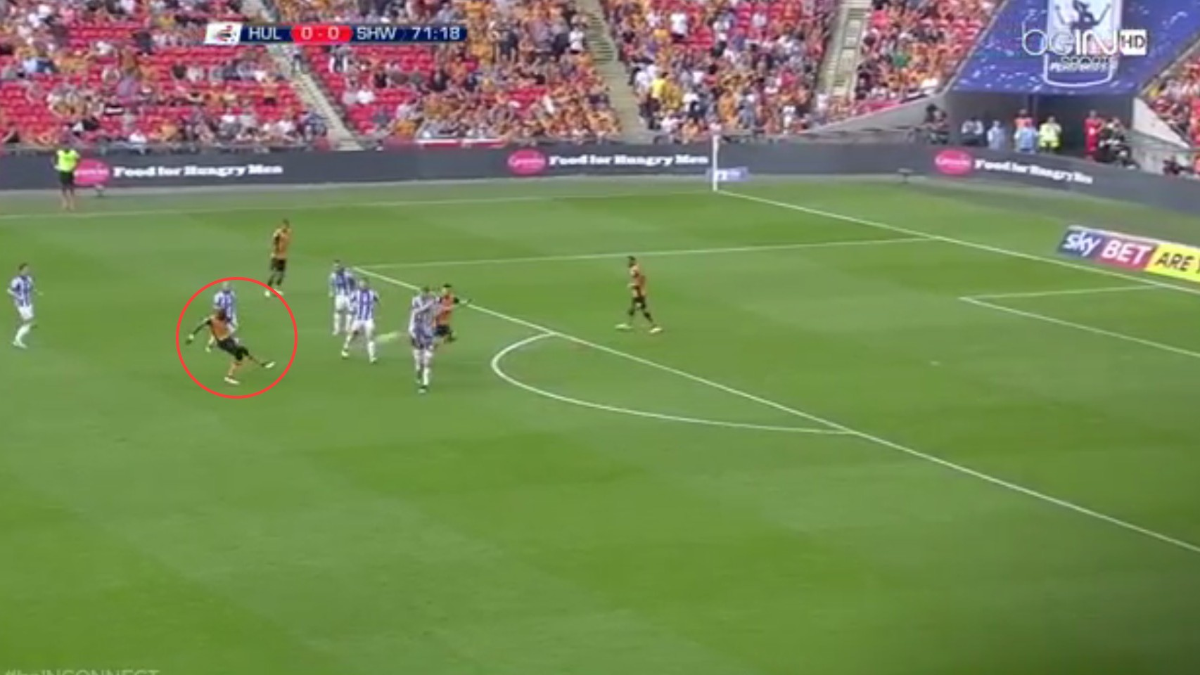 Hull City Advances to Premier League with Wonder Strike from Deep Out