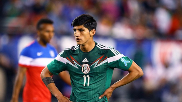Mexican National Player Alan Pulido Reportedly Kidnapped