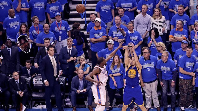 The Warriors Made a Pact with the Devil to Pull off Game 6