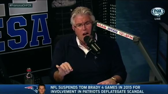 Mike Francesa Apoplectic About Harambe the Gorilla Defenders