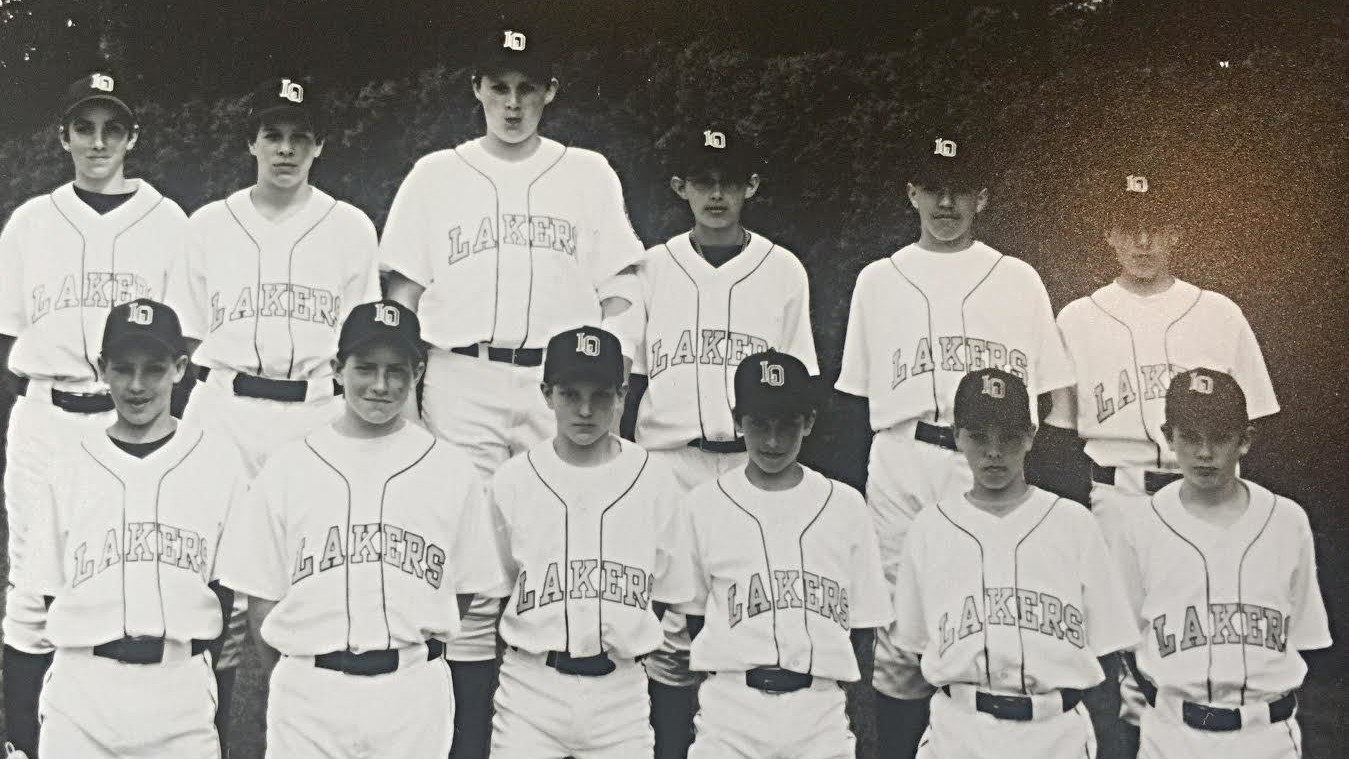 Klay Thompson and Kevin Love Played Little League Together