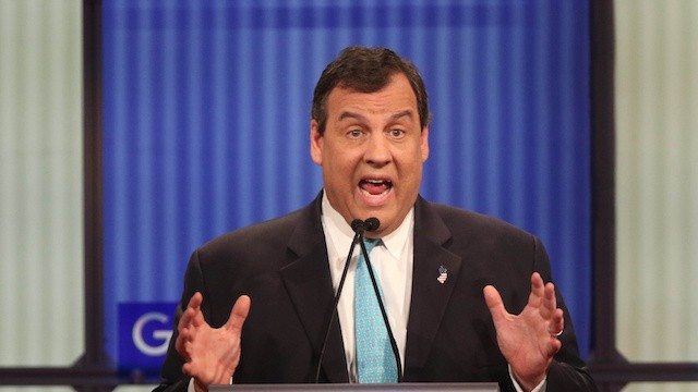 Human Slimeball Chris Christie Oozes Creepily About Women's Tennis
