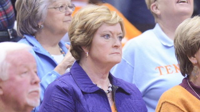 "Pat Summitt's Family is Asking for Prayers Amidst ""Difficult"" Time with Alzheimer's Disease"