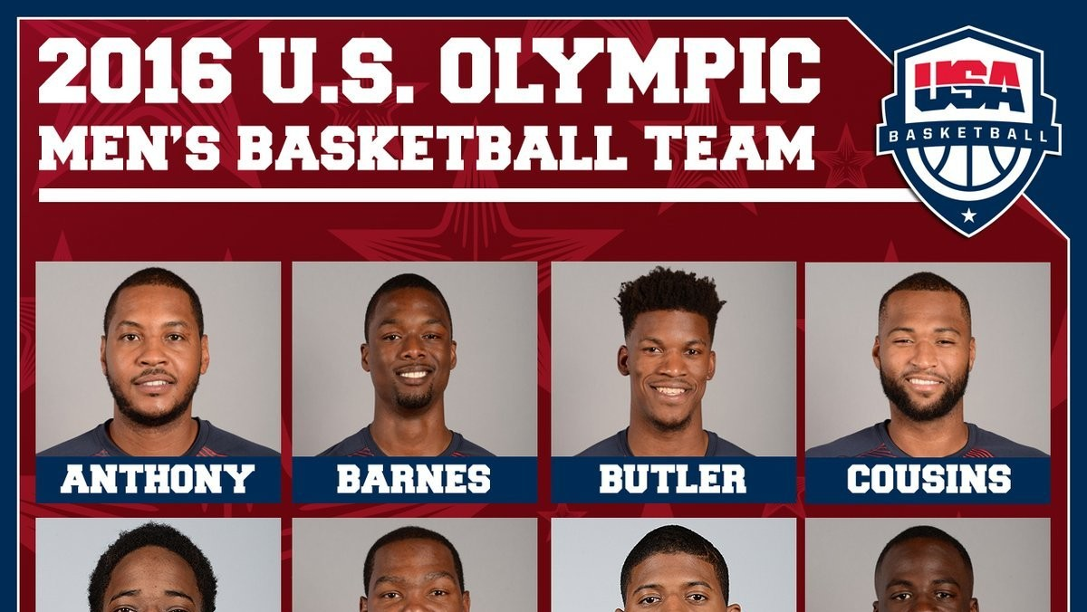 Team USA is Loaded, But Who the Hell Starts?