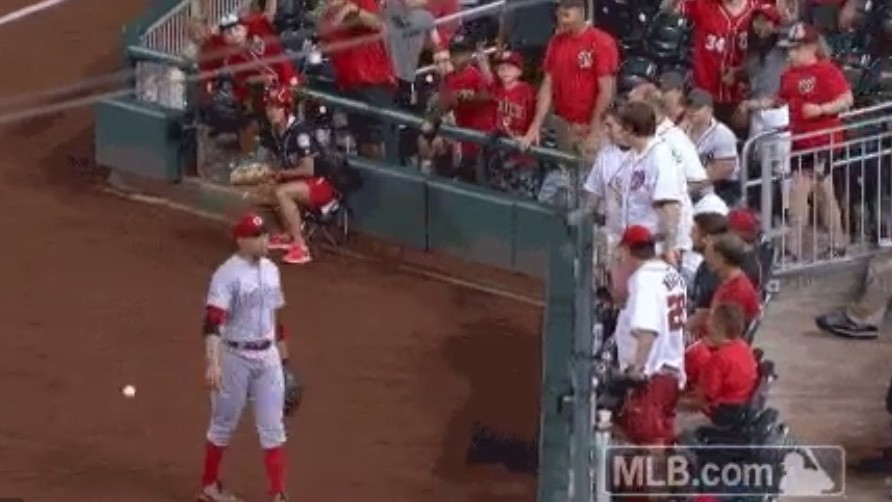 Joey Votto is a Stone-Cold, Souvenir Ball-Denying Troll