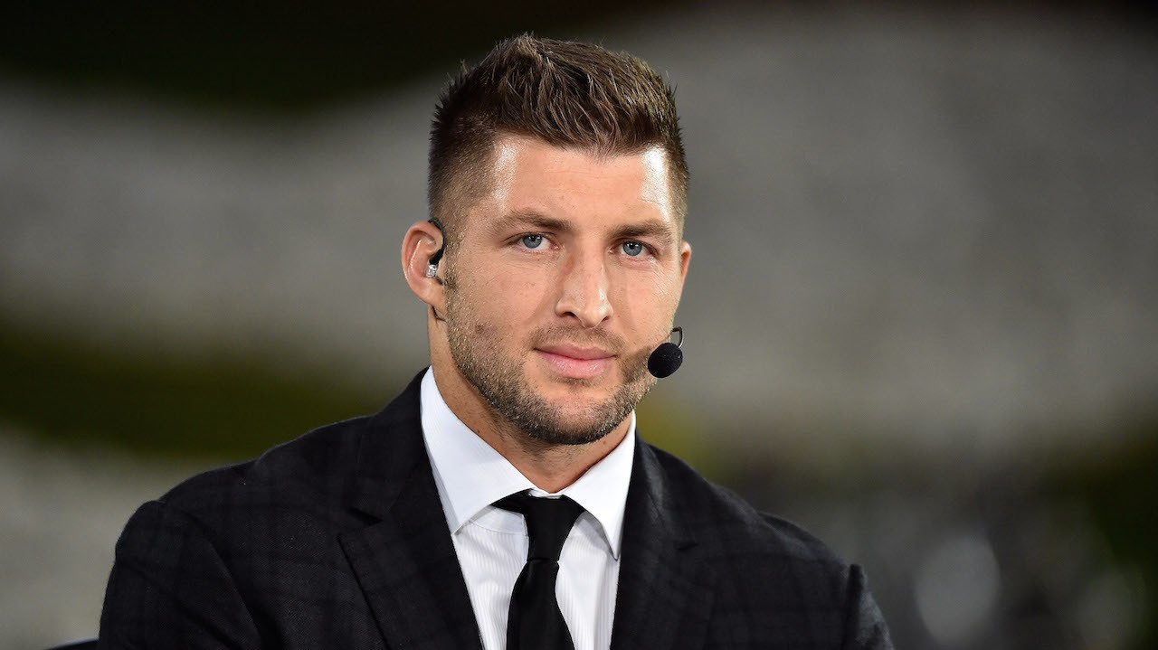 Tim Tebow Will Speak at Donald Trump's Convention