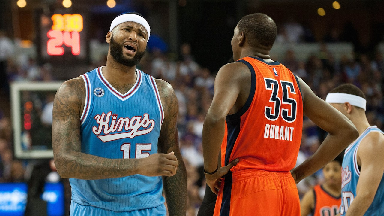 DeMarcus Cousins Doesn't Understand What the Kings are Doing