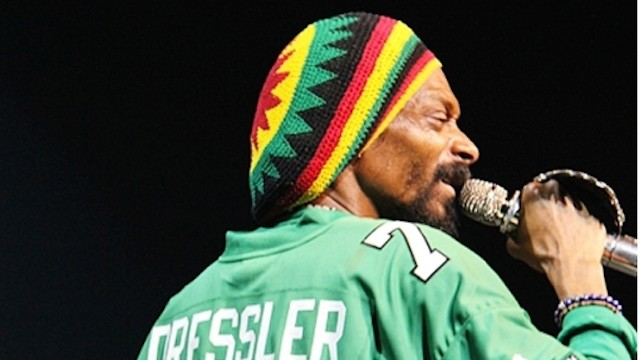 Snoop Dogg Is a Fan of the CFL