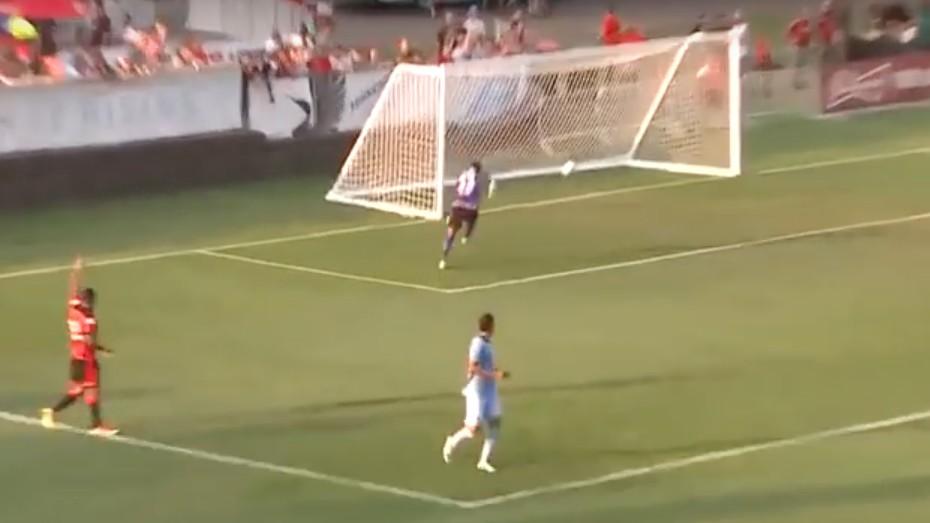 Minnesota United Goalkeeper Sammy Ndjock Redefines The Meaning Of Own Goal