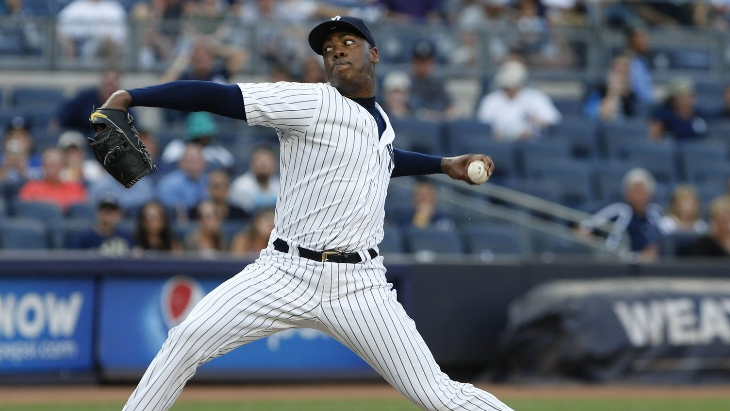 For Better or Worse, the Yankees' Gamble on Aroldis Chapman Paid Off