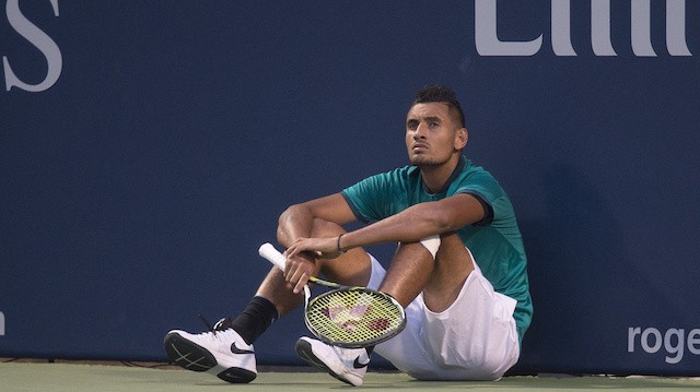 Nick Kyrgios Didn't Want to Play and It Showed in Shocking Rogers Cup Loss to 17-Year-Old