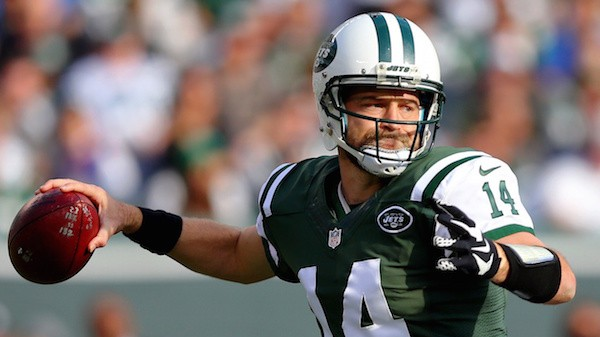 Ryan Fitzpatrick Deal a Win-Win for New York Jets and the Veteran QB