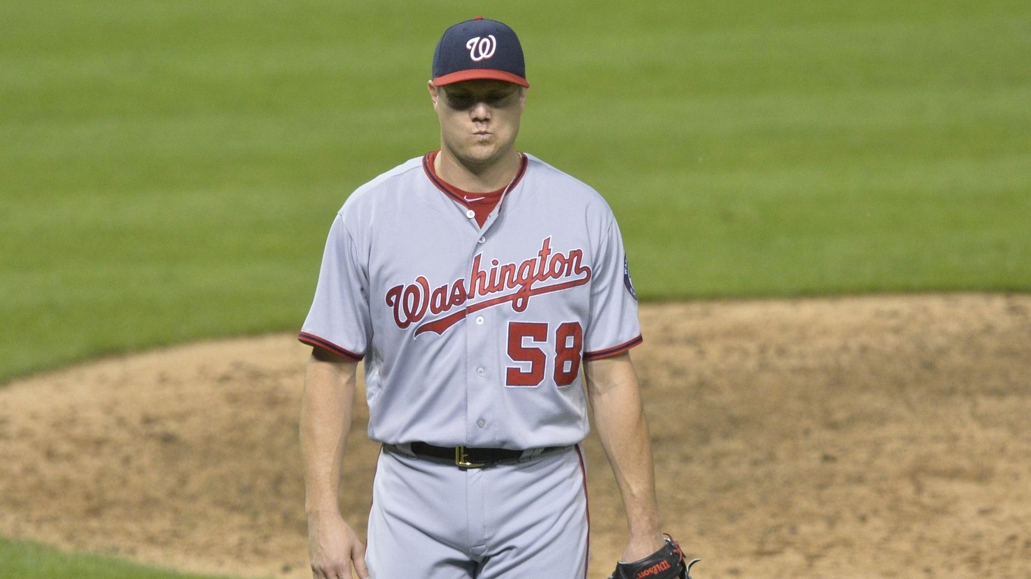 Once Again Nats Hoarding Prospects at the Possible Cost of a Championship
