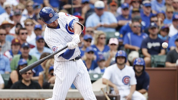 Kris Byrant Gives Cubs Fans Some In-House Drama Against Brewers