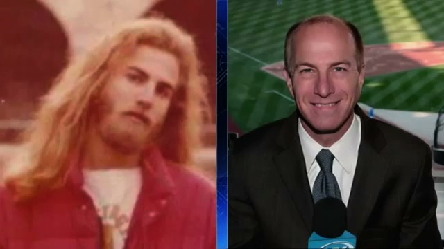 Mets Play-by-Play Man Gary Cohen Shows Off Luscious, Long-Lost Locks