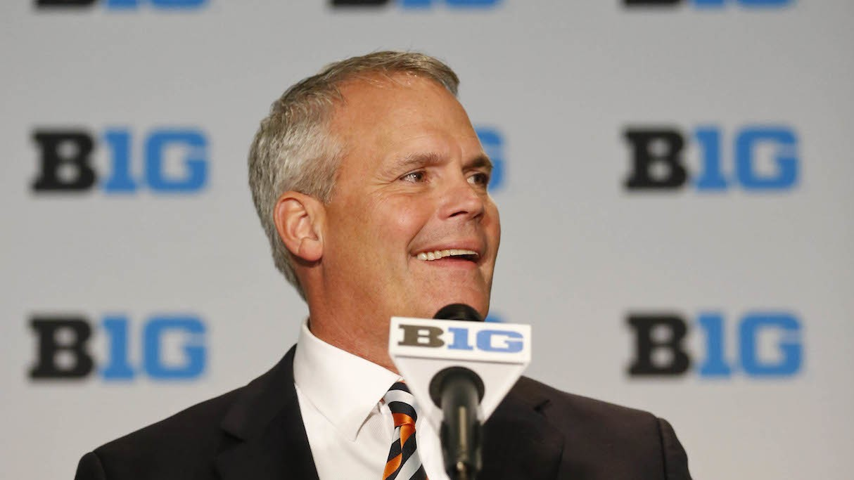 UNC Football Hires Former Illinois Coach Accused of Mistreating Players to...Work with Players