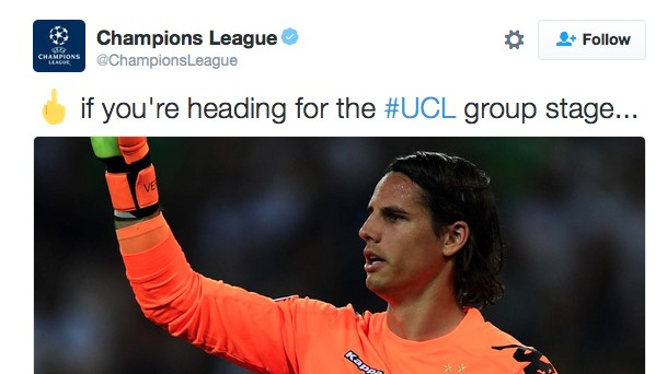 Nobody Wanted to Go to Your Stupid Group Stage Anyway, Champions League