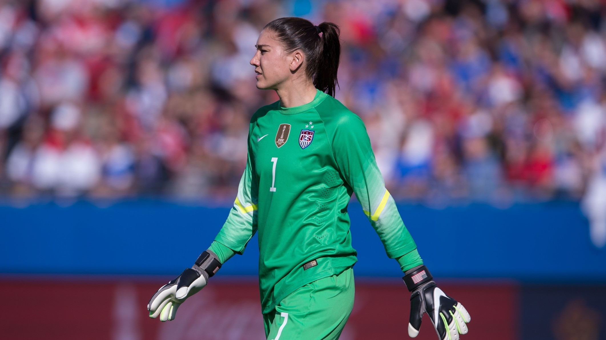 Hope Solo's Suspension was Hypocritical, and Worse Yet, Sexist