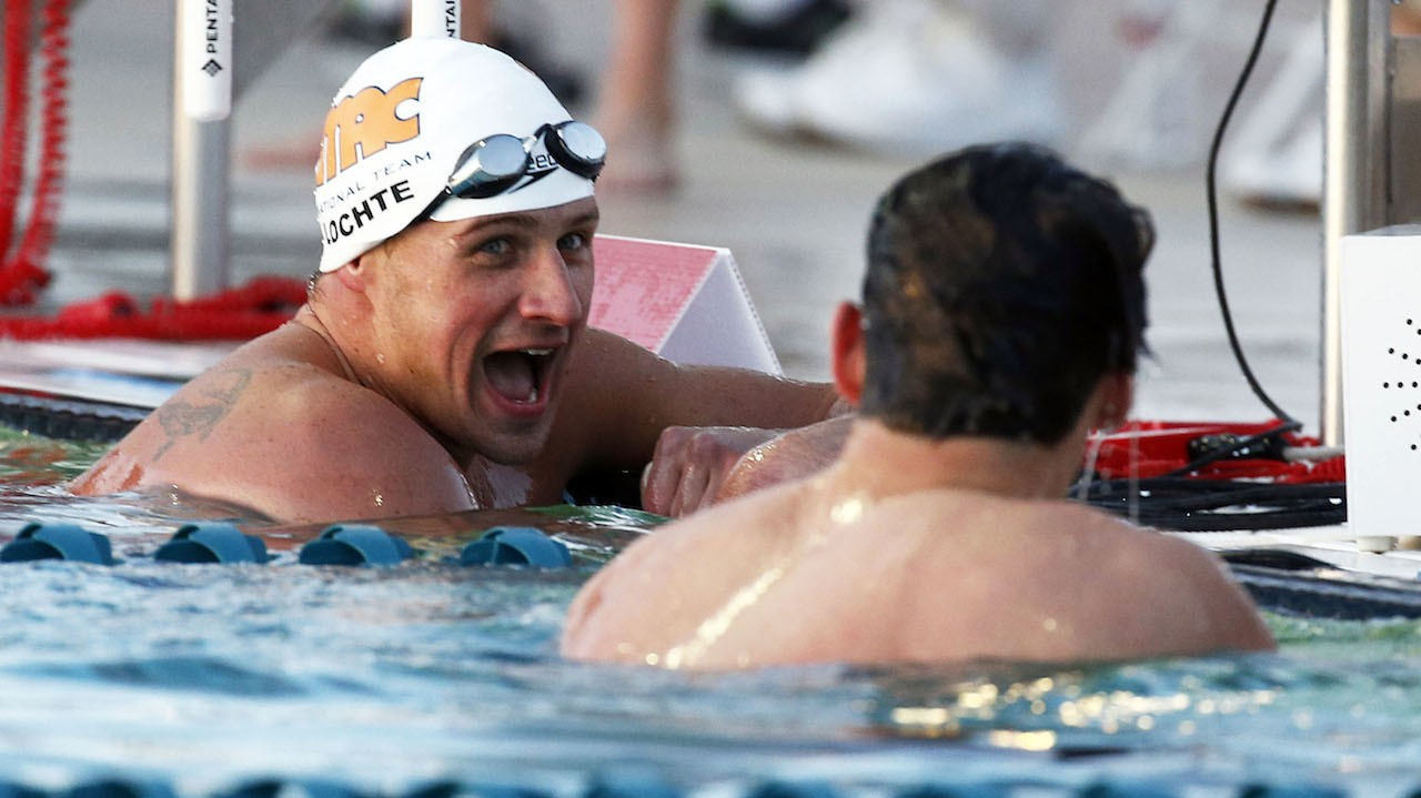 """Ryan Lochte Expected to be """"Summoned"""" Back to Brazil for Questioning"""