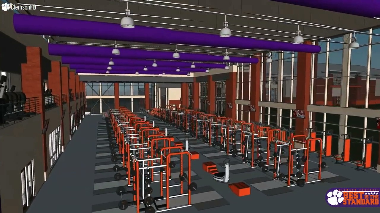 Teachers Should Demand to Use College Football Facilities, Starting with Clemson's $55 Million Monstrosity
