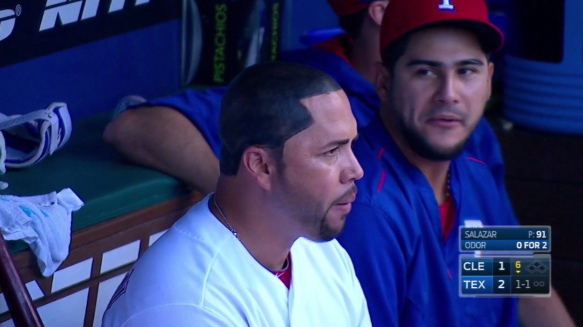 Carlos Beltran Is No Longer Bald, Probably Thanks to a Marker