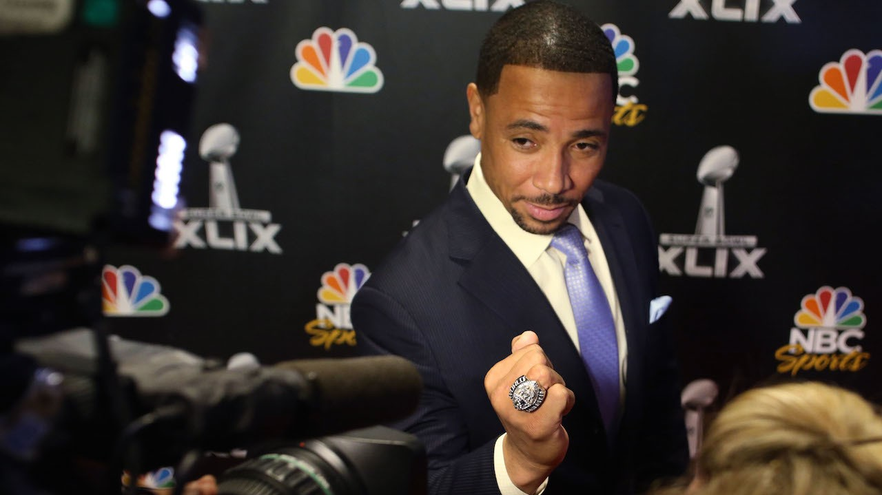 "Rodney Harrison on Colin Kaepernick: ""He's Not Black"""
