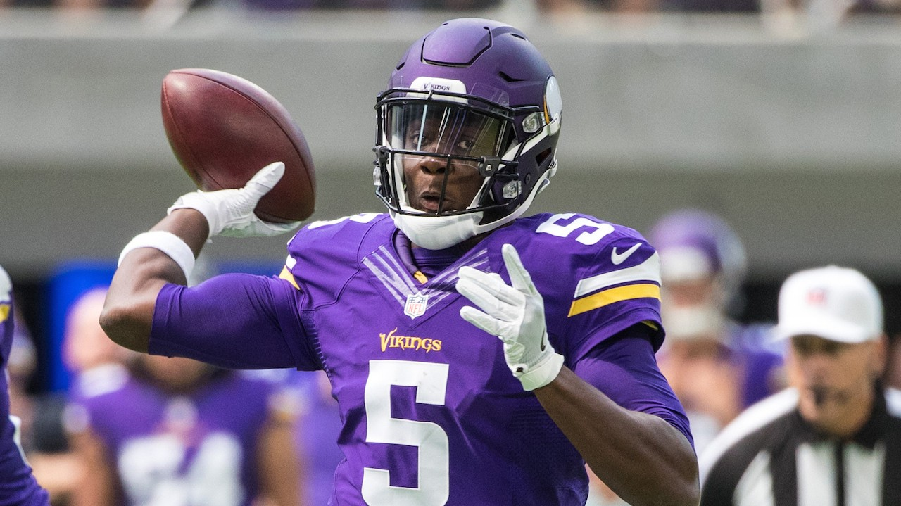"Vikings Coach Calls Teddy Bridgewater's Injury ""Significant"""