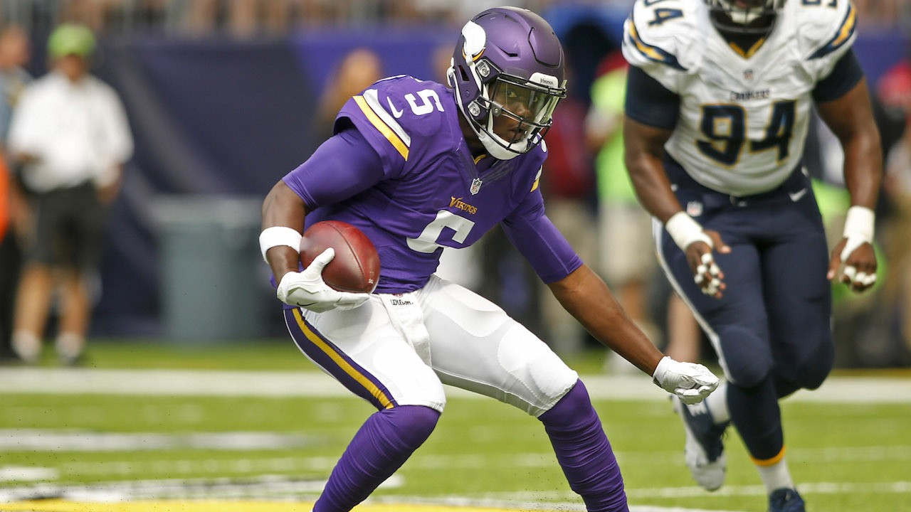 Teddy Bridgewater's Knee Injury Sounds Absolutely Horrible