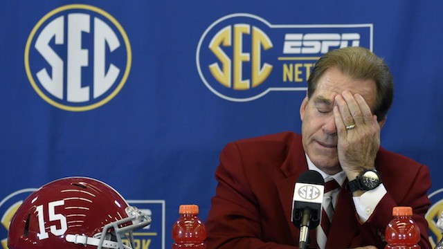 In An Embarrassing Weekend, the SEC Showed It Isn't the Super-Conference it Claims