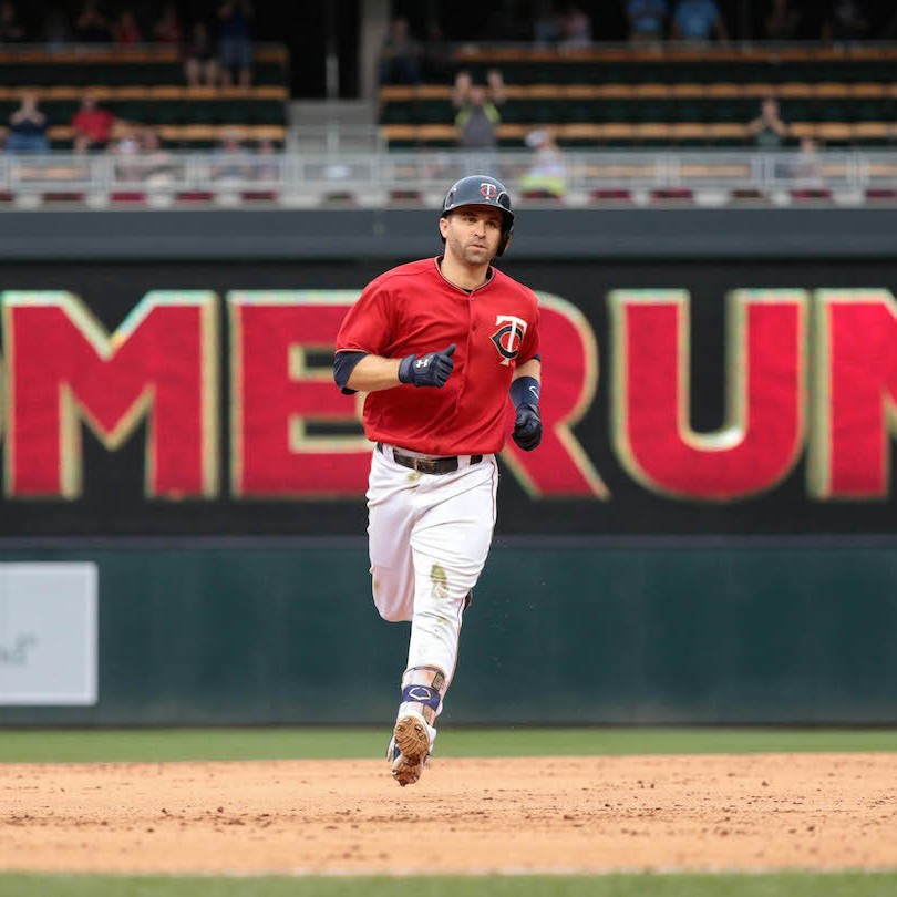 Brian Dozier Keeps Mashing Taters, While The Minnesota