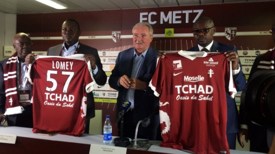Chad Sponsors Ligue 1 Club FC Metz, Despite Being World's Fourth-Poorest Country