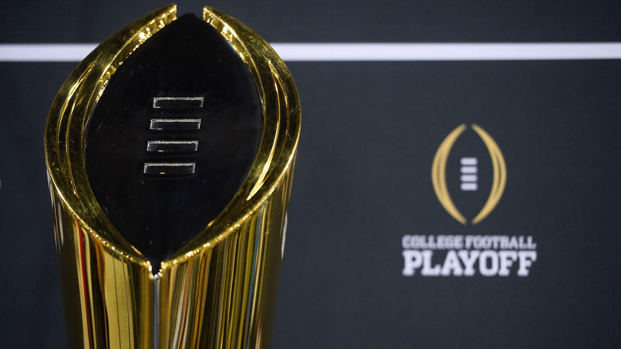This Could be the First Year the College Football Playoff Features Two Teams from the Same Conference