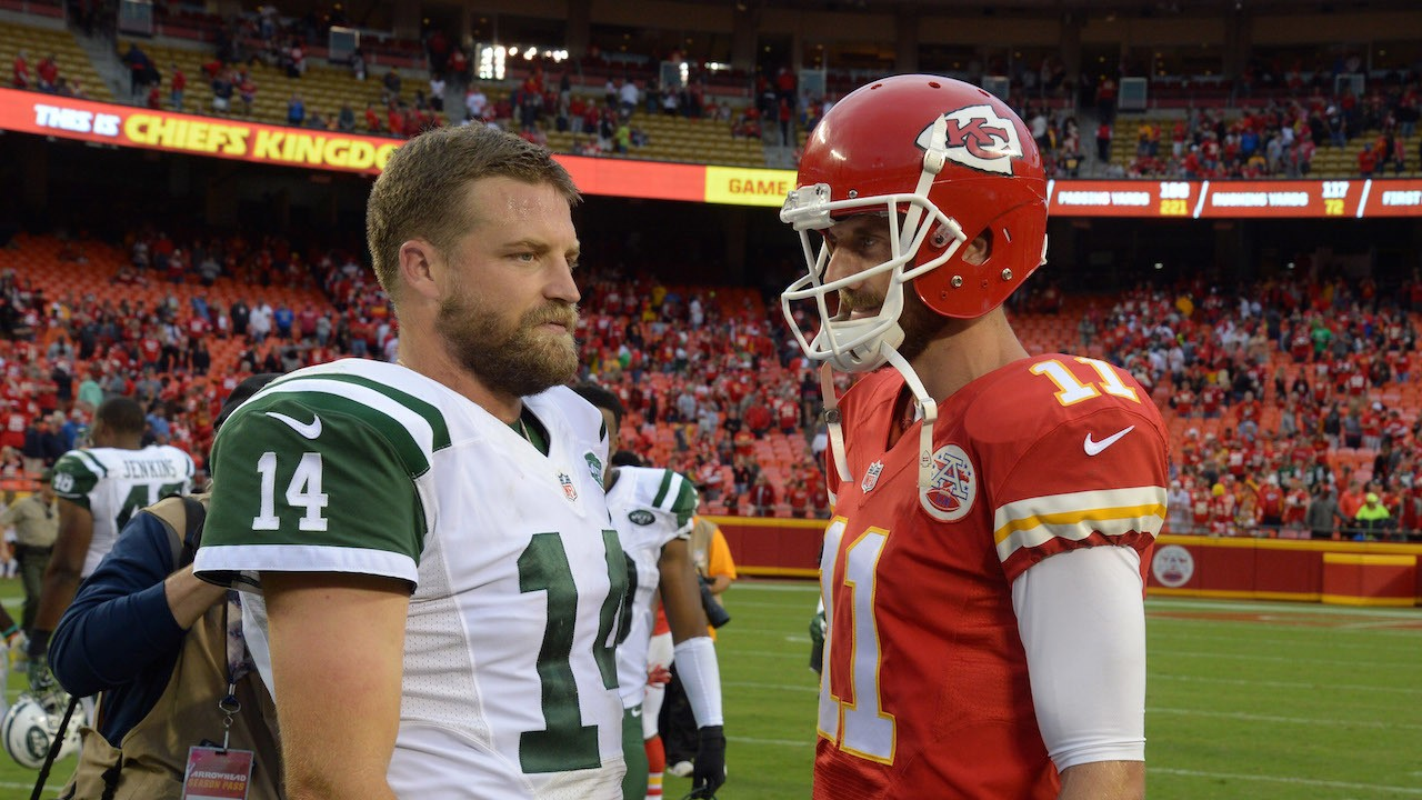 Six Picks None The Richer: Ryan Fitzpatrick's Sunday in GIFs