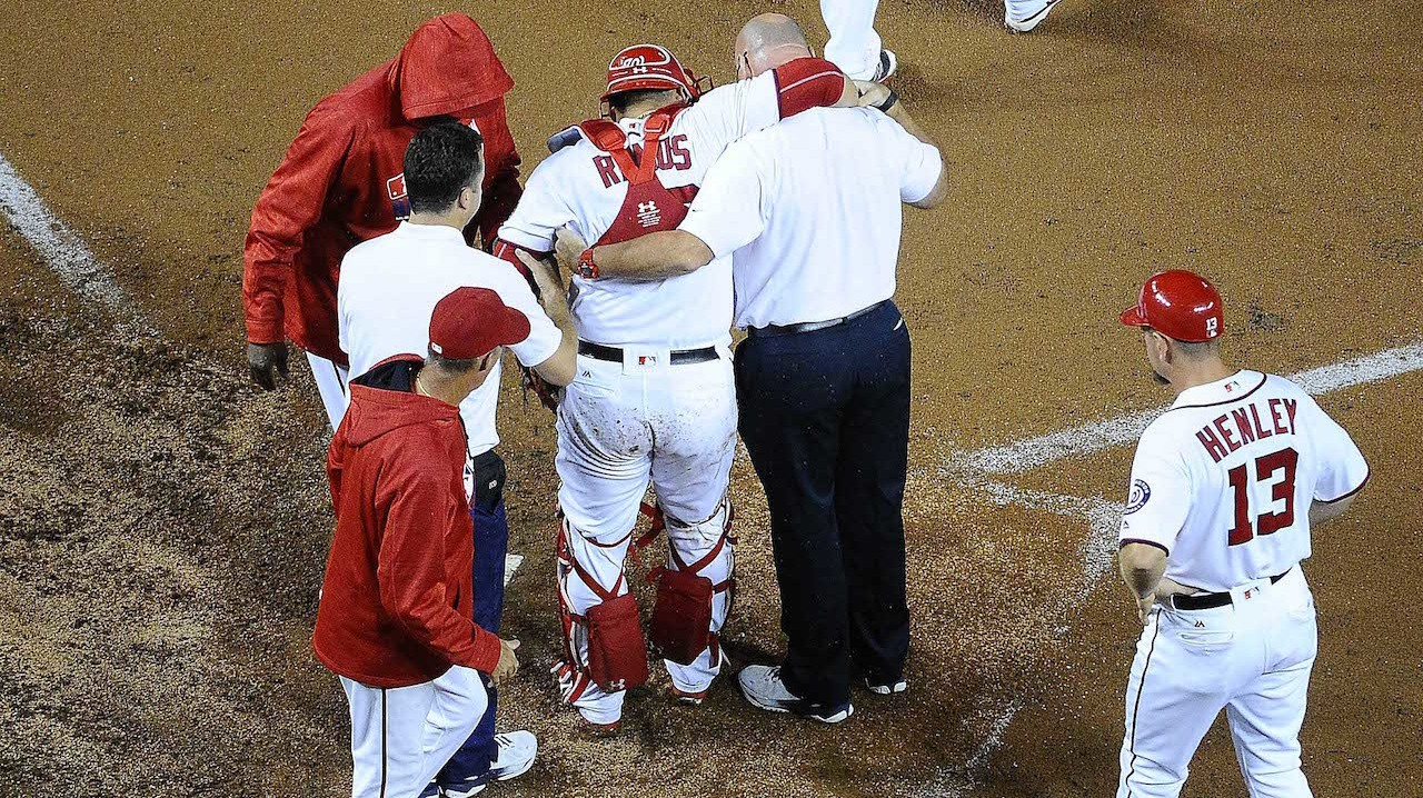 Is the Wilson Ramos Injury the Straw that Broke the Nationals Back?
