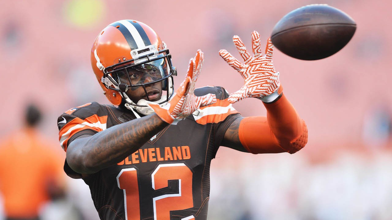 Josh Gordon Entering Rehab One Week Before His Return from Suspension