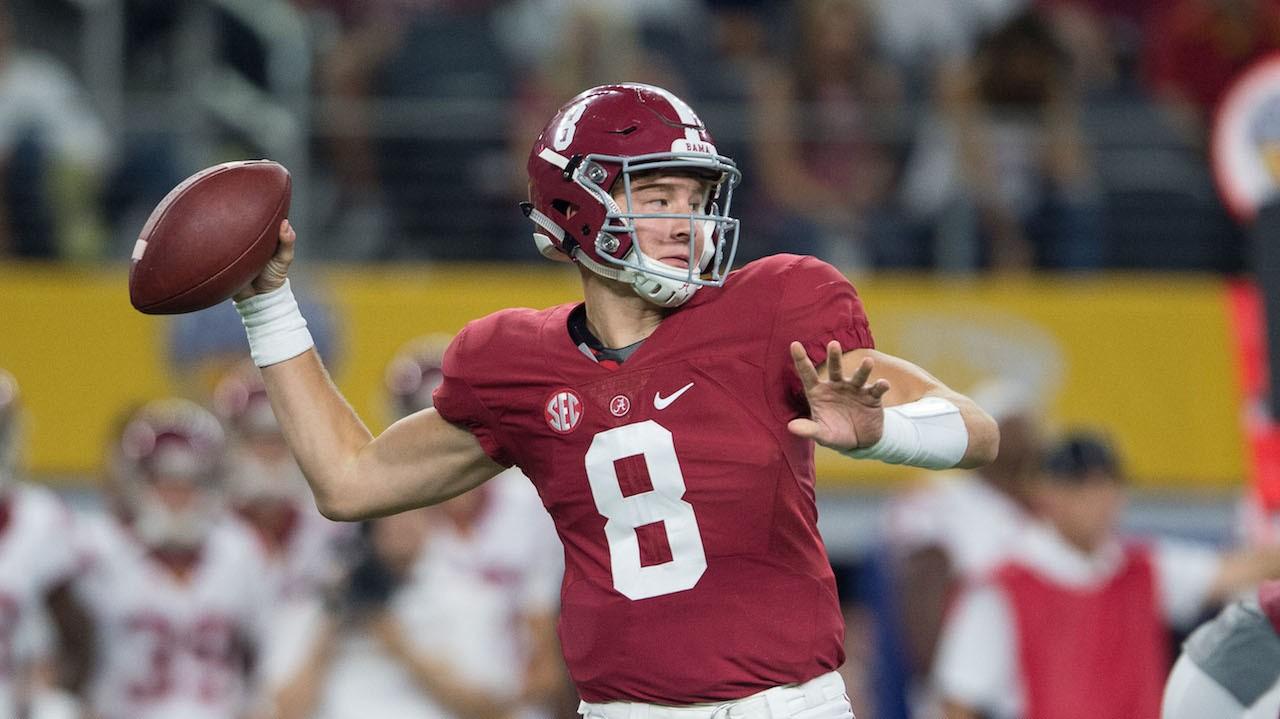 Alabama QB Blake Barnett May Have Found a Loophole in NCAA Transfer Rules
