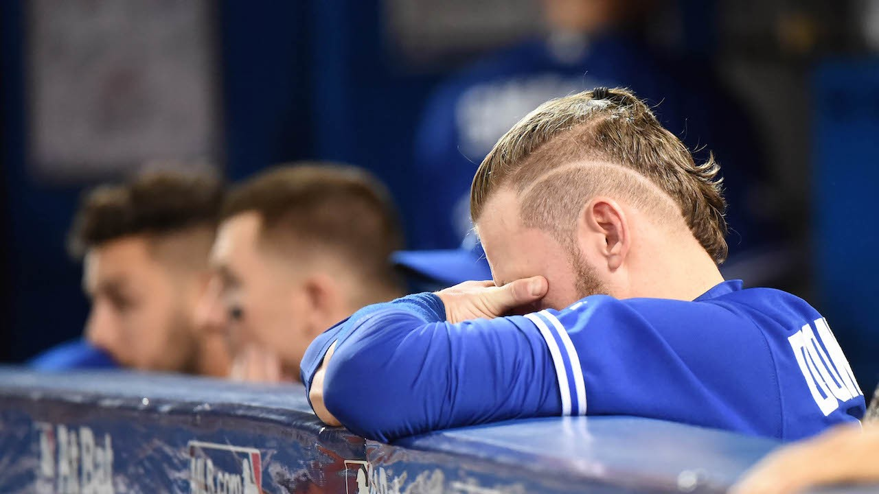 Report: Toronto Blue Jays are a Bunch of Babies