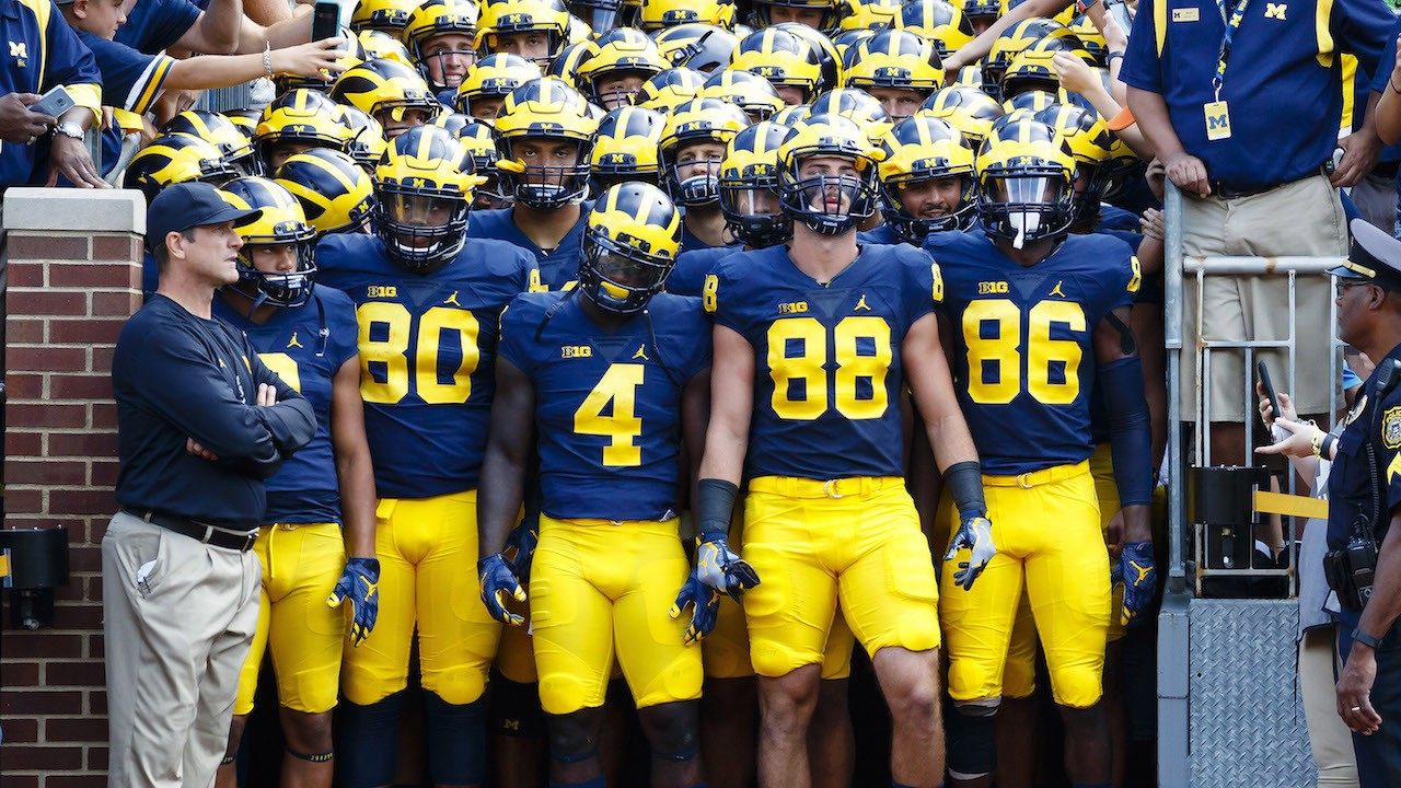 With a Win Over Wisconsin this Weekend, Michigan Will be Back