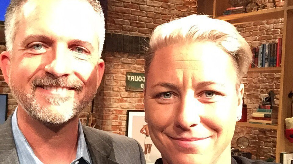"NWSL Commissioner on Abby Wambach and Bill Simmons: ""Women's Soccer Doesn't Need Saving"""