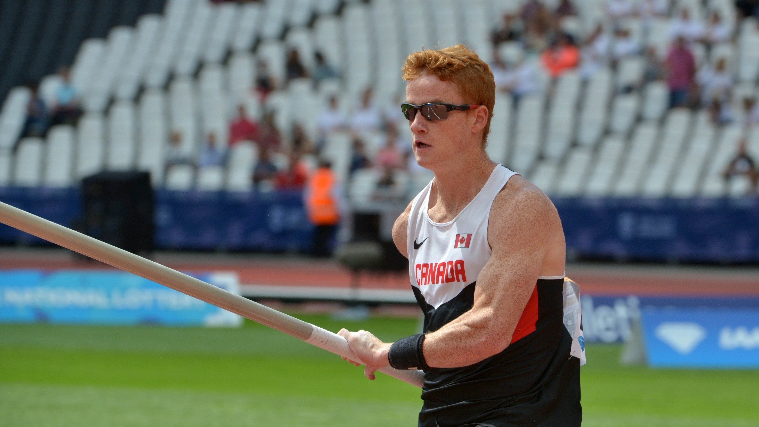 Near-Missed Connection: Cocaine Craigslist Romp Didn't Keep Canadian Pole Vaulter Out of Olympics