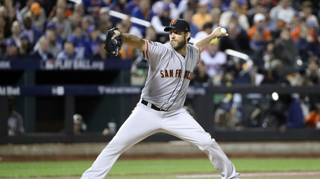 Madison Bumgarner Is Inevitable