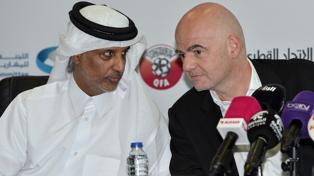Dutch Trade Union to Sue FIFA Over Modern 'Slavery' in Qatar