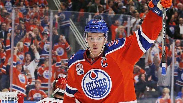 Connor McDavid and Auston Matthews Dominated in Wild NHL Opening Night