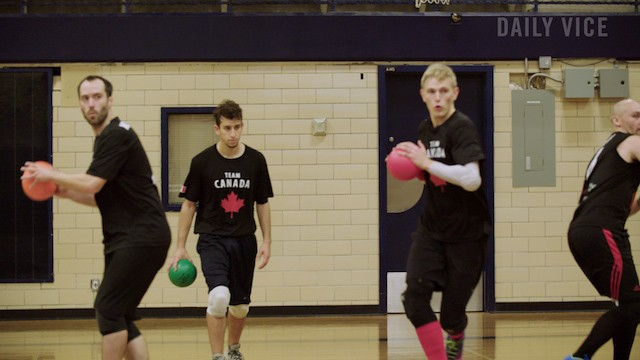 We Practiced with Canada's Dodgeball Team Ahead of the World Championships in Australia