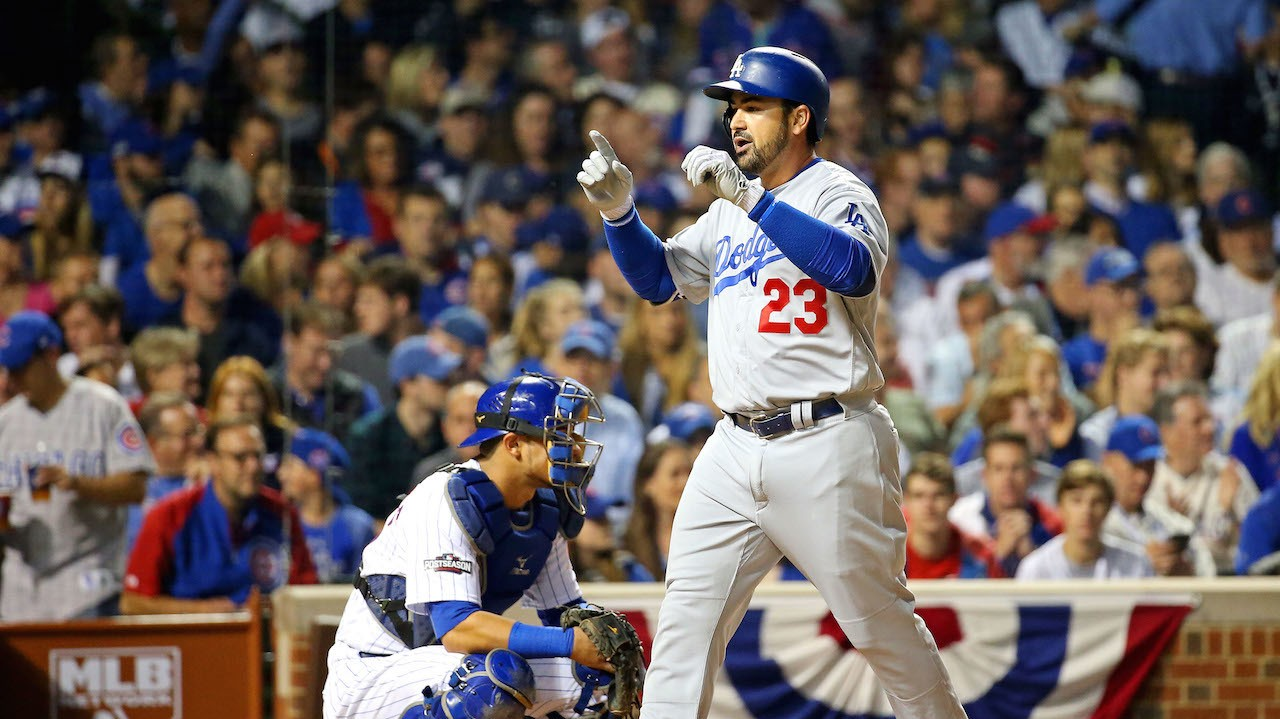 ​Dodgers 1B Adrian Gonzalez Refused to Stay With Team at Trump Hotel in Chicago