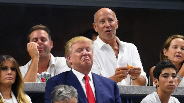 Some Sports-Related Donald Trump Photos for You To Enjoy