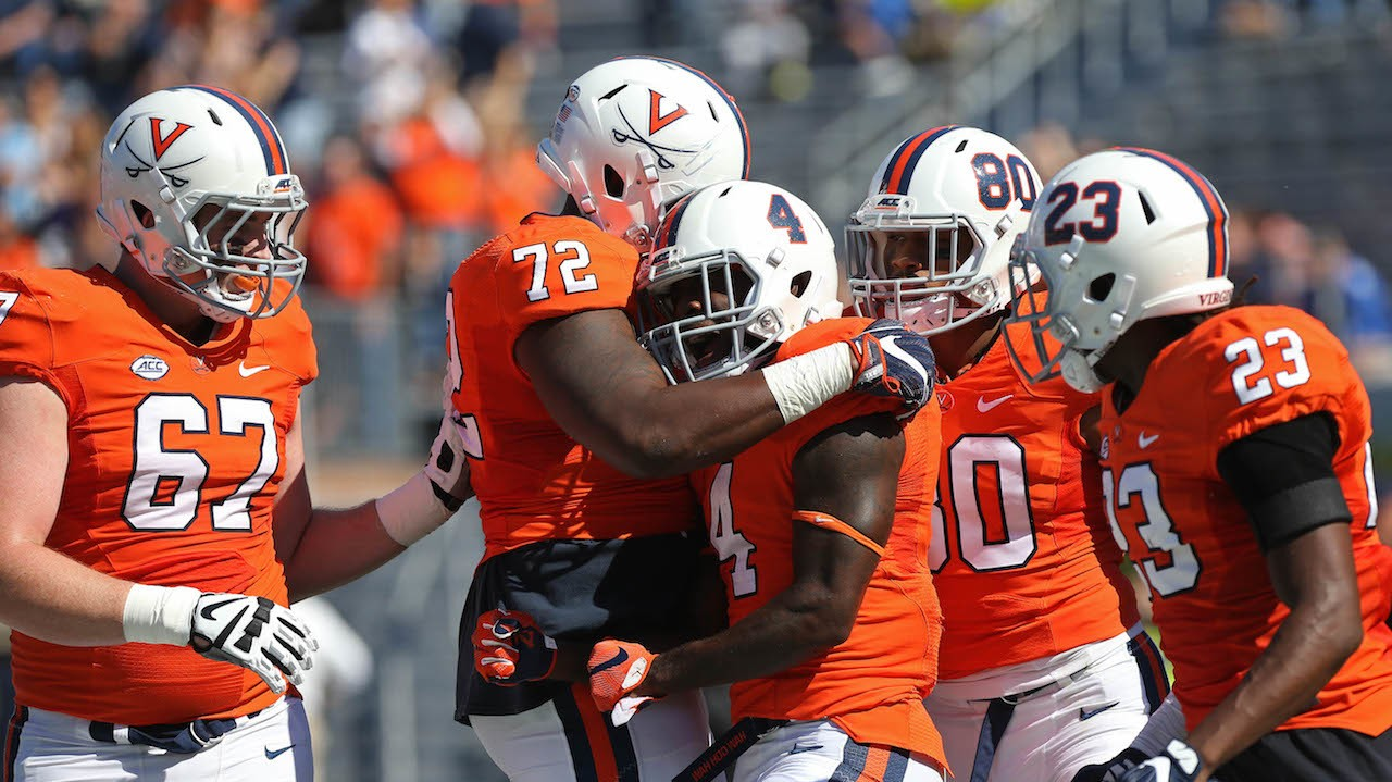 """Former UVA Wide Receiver Alleges Bullying and Hazing Incidents that """"Mimicked Sexual Acts"""""""