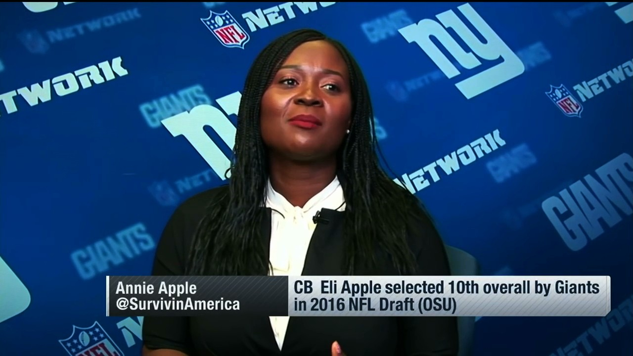 """Giants CB Eli Apple's Mom Calls Out John Mara On Domestic Violence: """"He Just Doesn't Get It"""""""